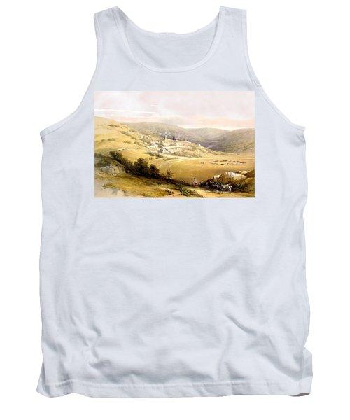 Nazareth Tank Top