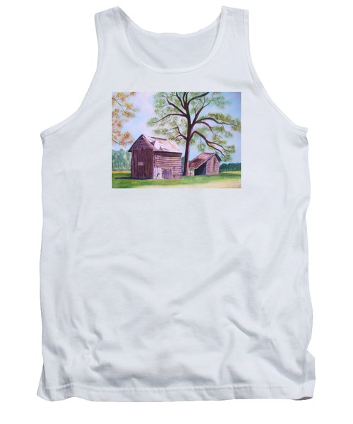 Nc Tobacco Barns Tank Top