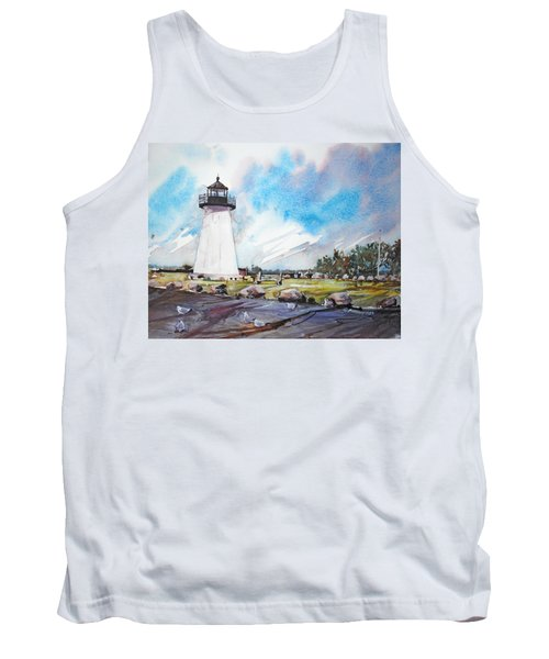 Ned's Point Light Tank Top