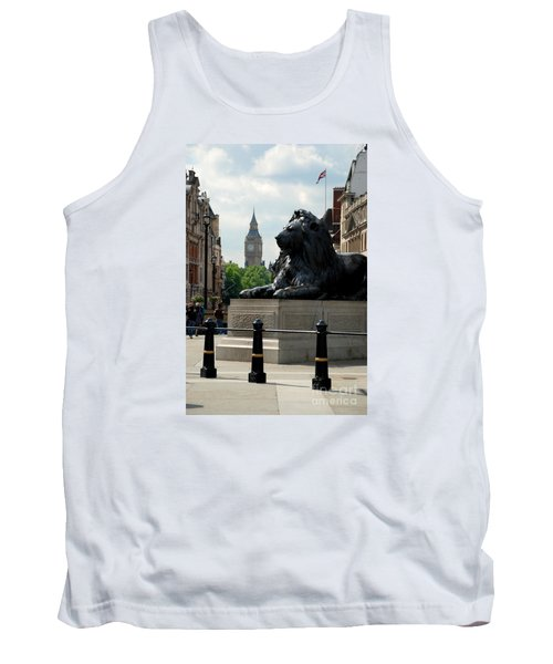 Nelson's Lion Tank Top
