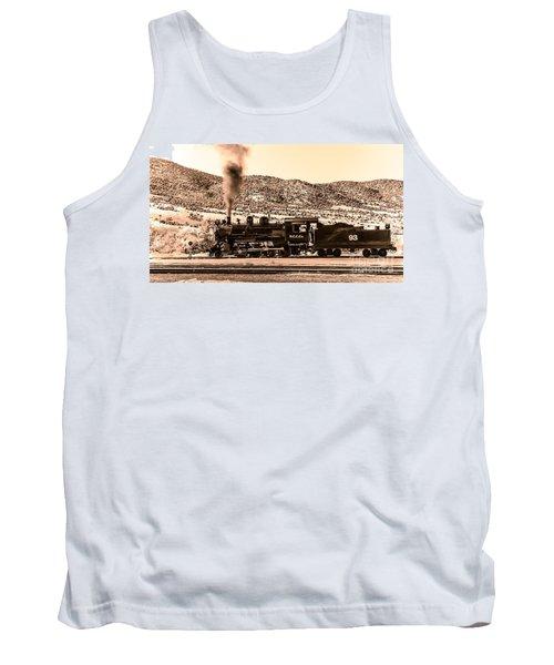 Nevada Northern Railway Tank Top