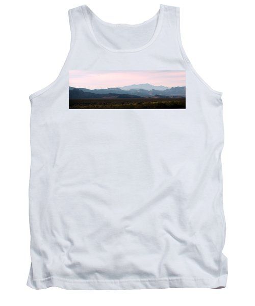 Nevada Sunset Tank Top