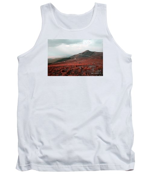 Nevado De Toluca Mexico II Tank Top