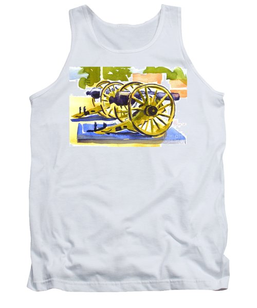 New Cannon Tank Top