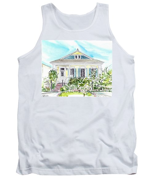 New Orleans Victorian Tank Top