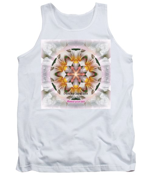 The Heart Knows Custom Tank Top