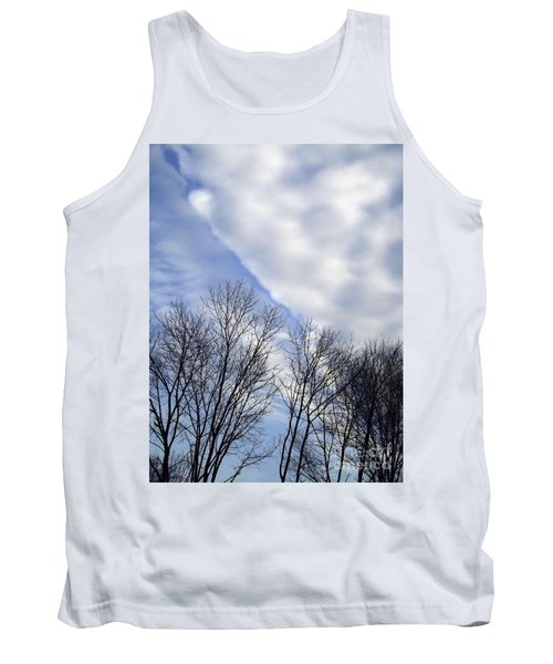 New Years Day Sunrise 2014 Tank Top