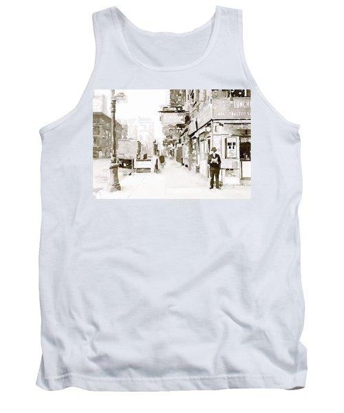 New York 1940 Tank Top