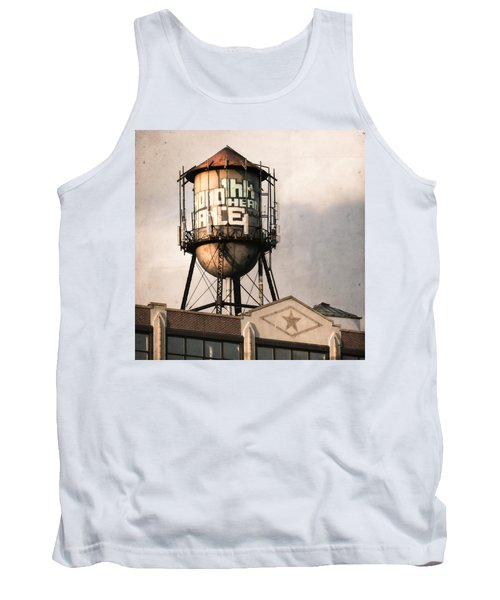 New York. Water Towers 6 Tank Top