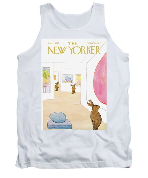 New Yorker April 1st, 1972 Tank Top