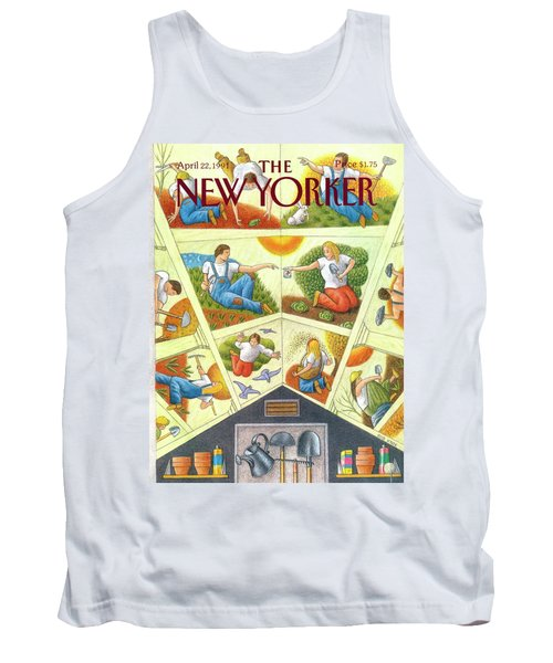 New Yorker April 22nd, 1991 Tank Top