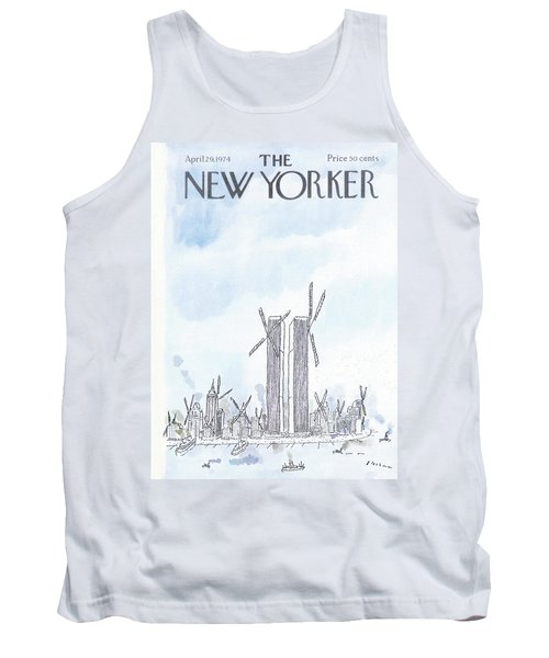 New Yorker April 29th, 1974 Tank Top