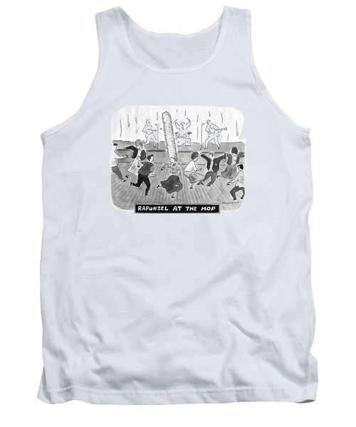 New Yorker April 2nd, 1990 Tank Top