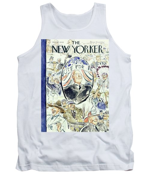 New Yorker August 10 1940 Tank Top