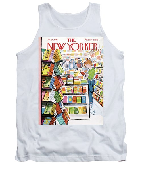 New Yorker August 11th, 1962 Tank Top