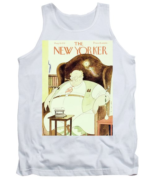 New Yorker August 13 1932 Tank Top