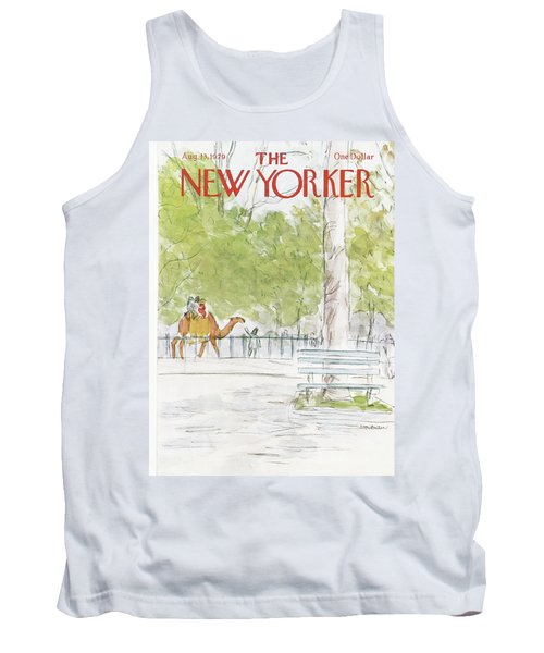 New Yorker August 13th, 1979 Tank Top