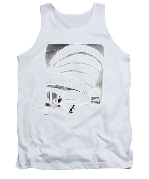 New Yorker August 16th, 1976 Tank Top