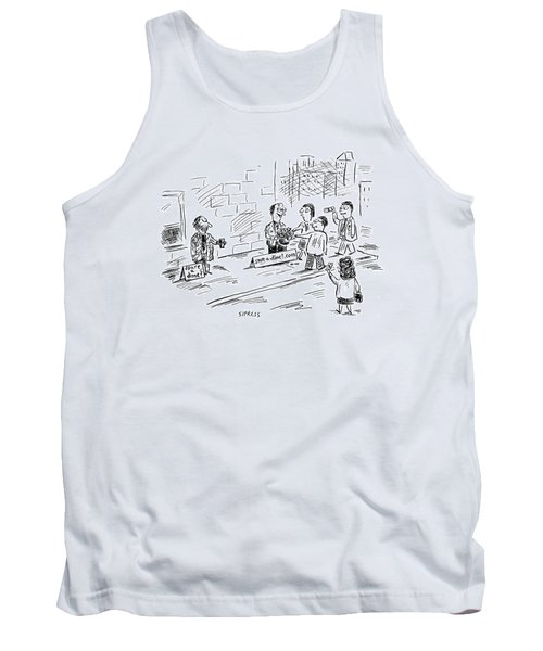 New Yorker August 16th, 1999 Tank Top