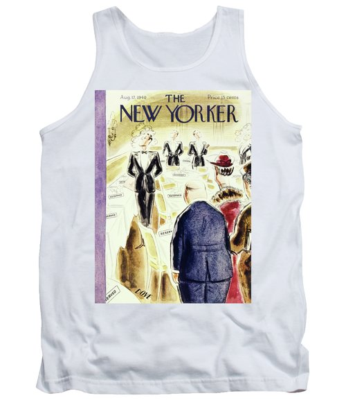 New Yorker August 17 1940 Tank Top