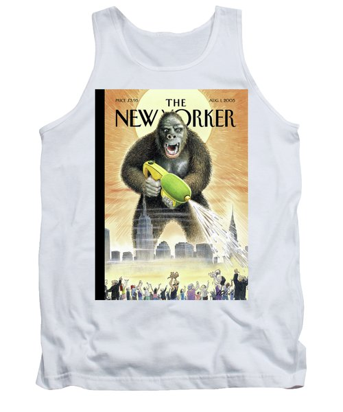 New Yorker August 1st, 2005 Tank Top