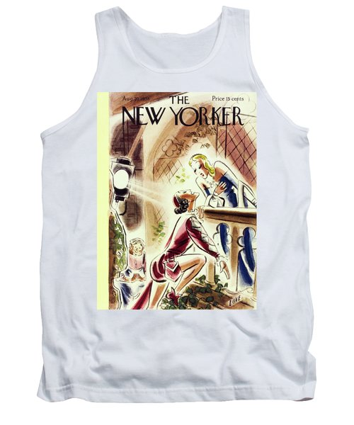 New Yorker August 20 1938 Tank Top