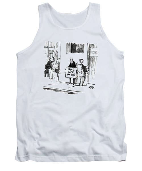 New Yorker August 20th, 1990 Tank Top