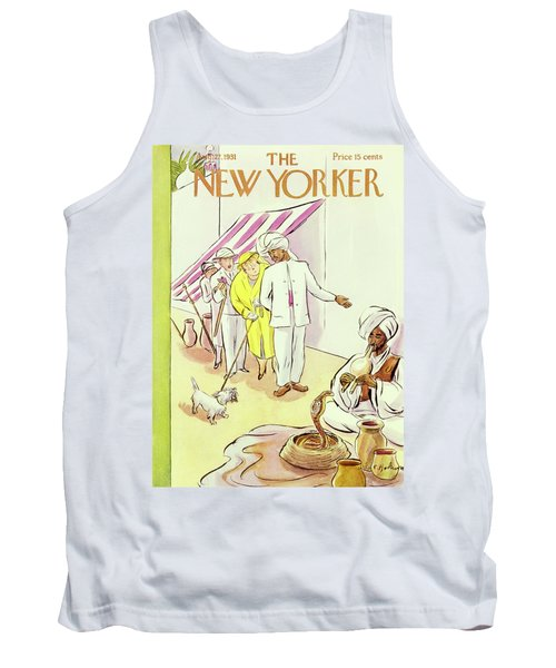 New Yorker August 22 1931 Tank Top