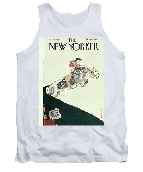 New Yorker August 24 1935 Tank Top