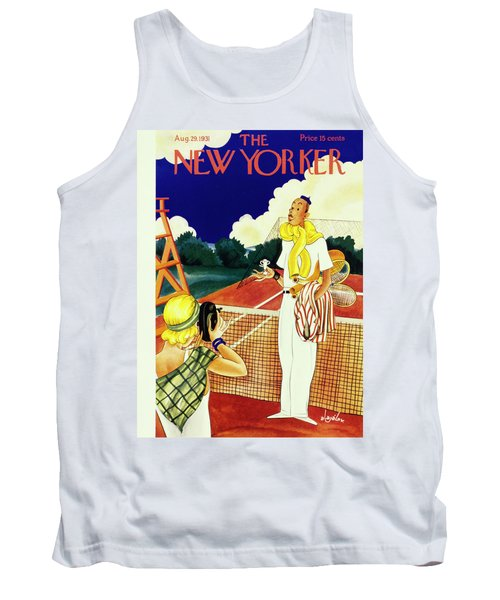 New Yorker August 29 1931 Tank Top