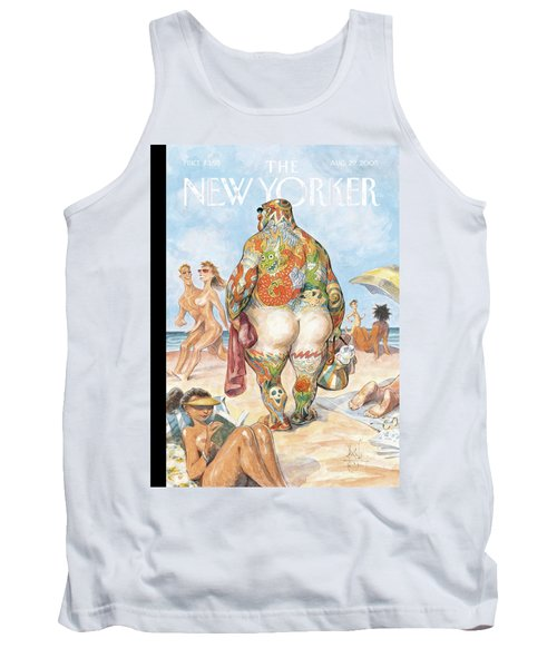 New Yorker August 29th, 2005 Tank Top