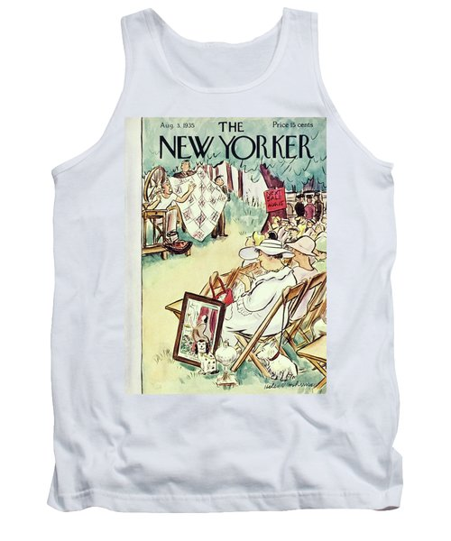 New Yorker August 3 1935 Tank Top