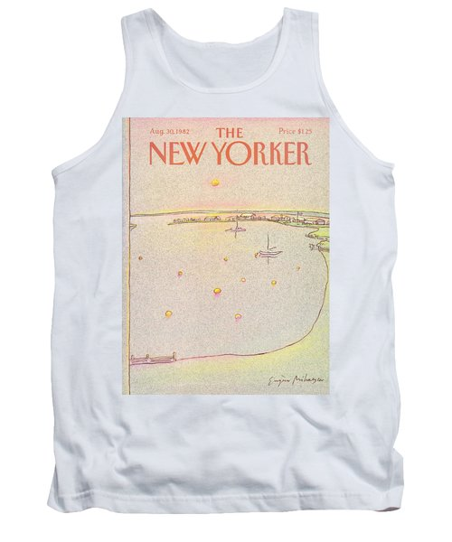 New Yorker August 30th, 1982 Tank Top