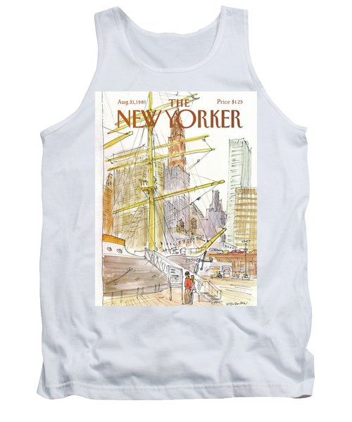 New Yorker August 31st, 1981 Tank Top