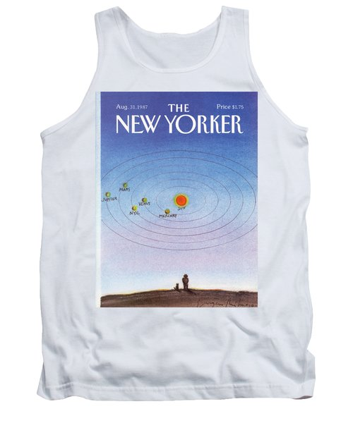New Yorker August 31st, 1987 Tank Top