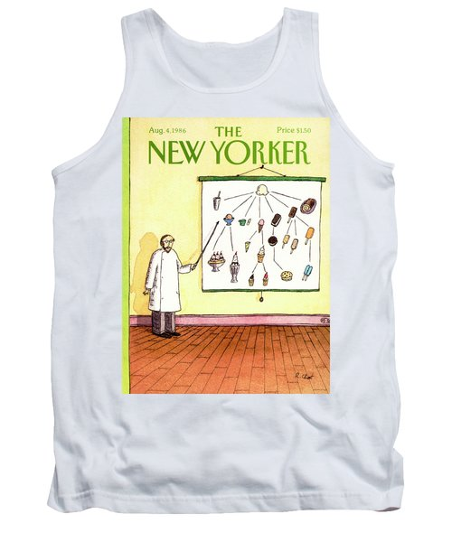 New Yorker August 4th, 1986 Tank Top