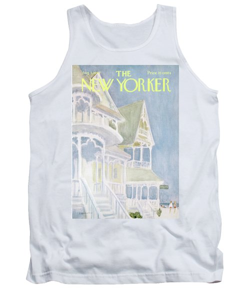 New Yorker August 5th, 1967 Tank Top