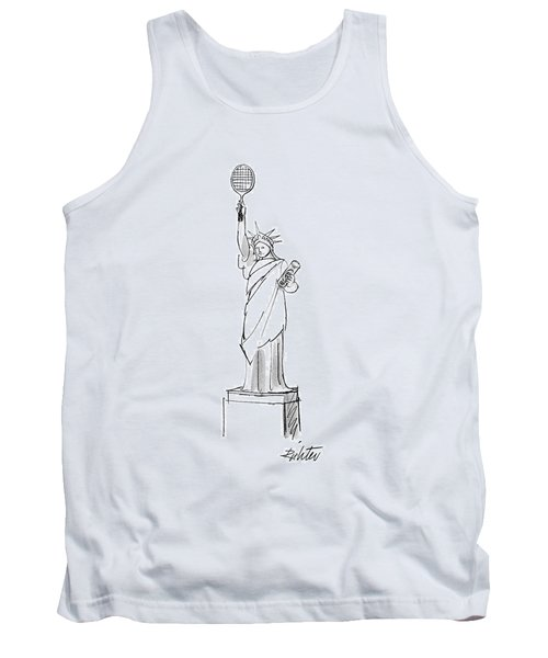 New Yorker August 8th, 1977 Tank Top