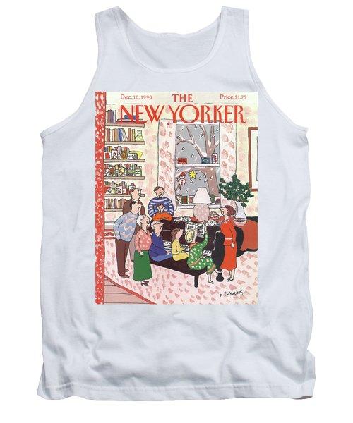 New Yorker December 10th, 1990 Tank Top
