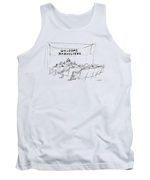 New Yorker December 14th, 1981 Tank Top