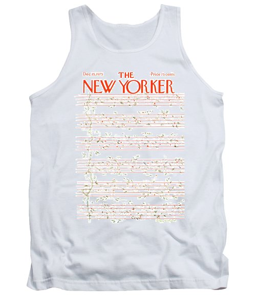 New Yorker December 15th, 1975 Tank Top