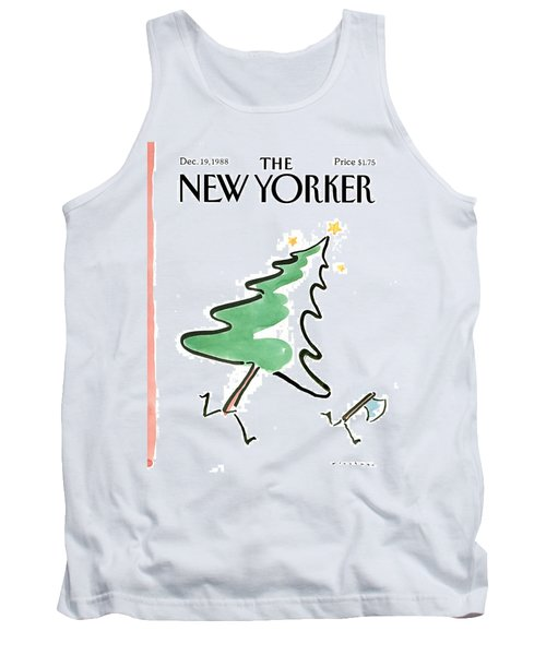 New Yorker December 19th, 1988 Tank Top