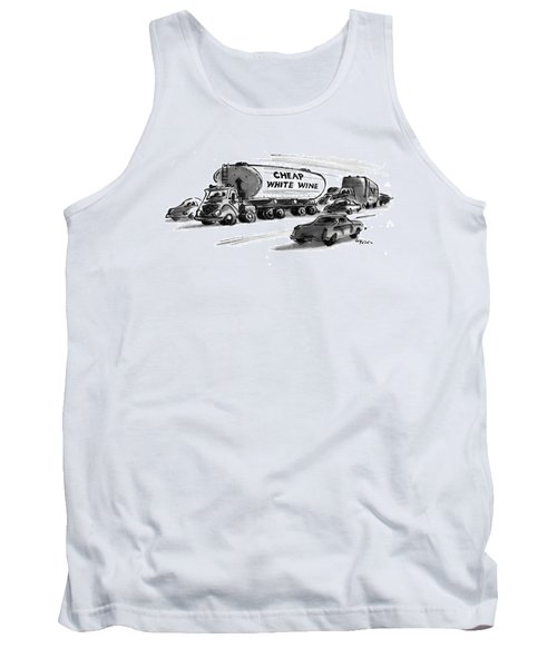 New Yorker December 25th, 1978 Tank Top