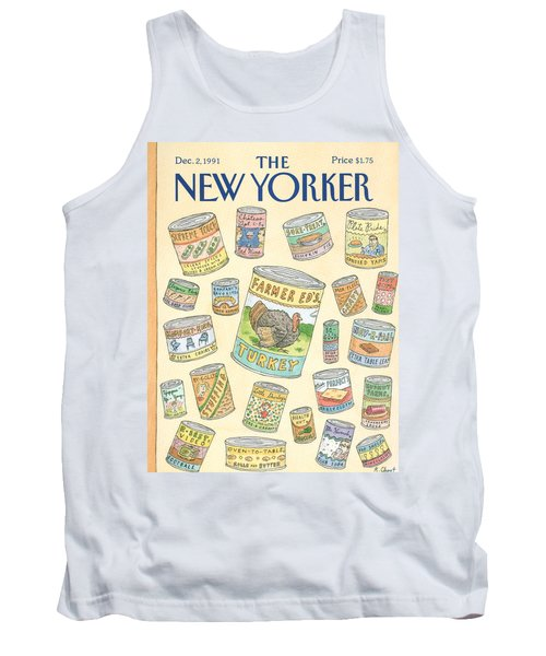 New Yorker December 2nd, 1991 Tank Top