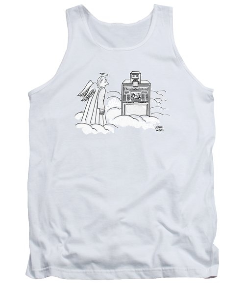 New Yorker December 30th, 1991 Tank Top