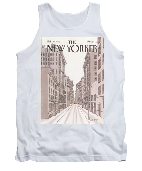 New Yorker February 10th, 1986 Tank Top