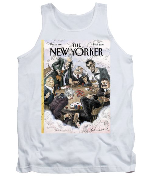 New Yorker February 12th, 1996 Tank Top