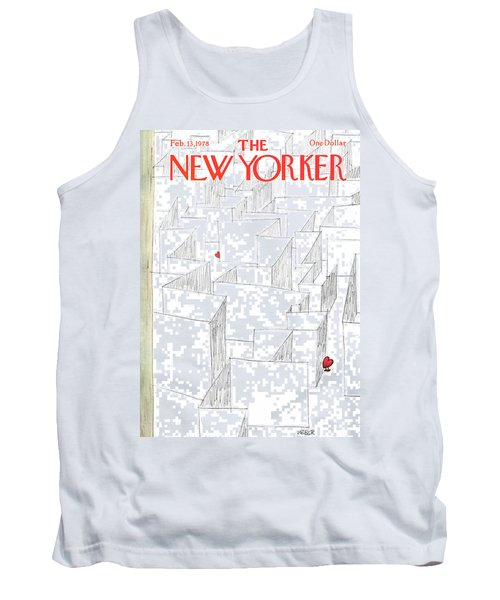 New Yorker February 13th, 1978 Tank Top