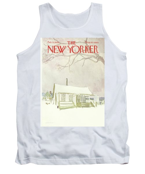 New Yorker February 15th, 1969 Tank Top