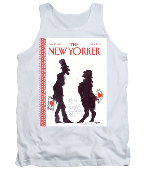 New Yorker February 15th, 1988 Tank Top